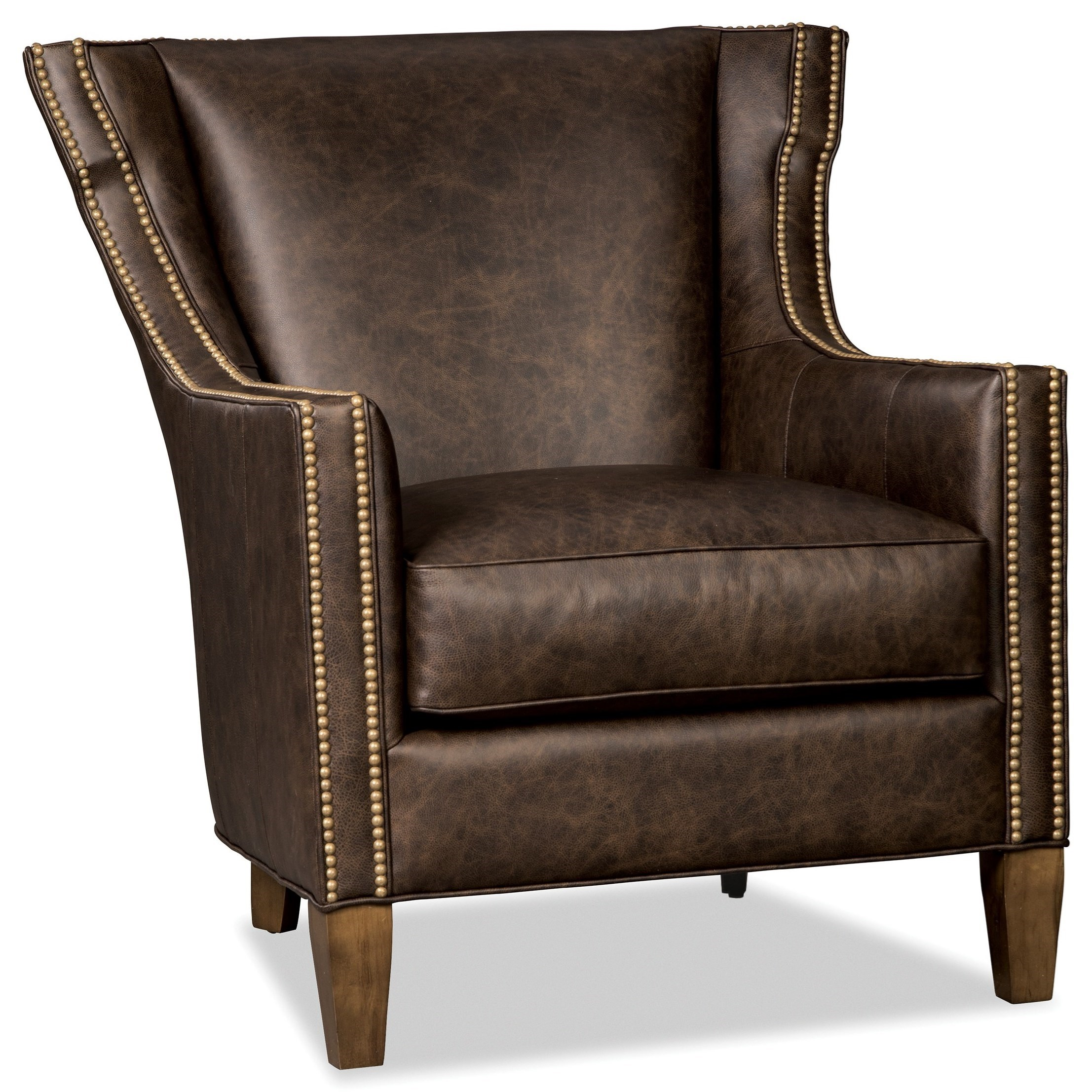 L035710 Chair by Hickory Craft at Godby Home Furnishings