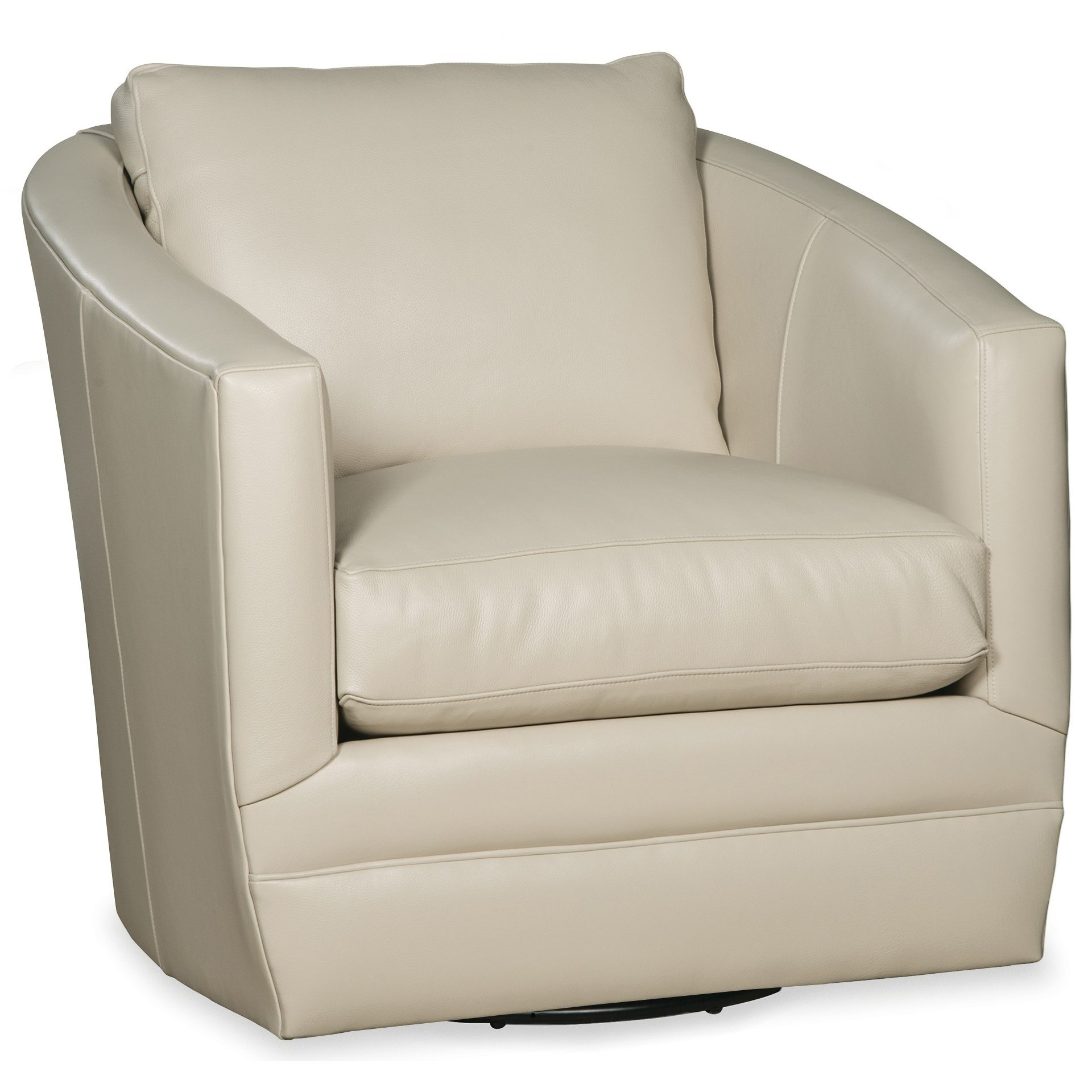 L063610 Swivel Glider Chair by Craftmaster at Baer's Furniture