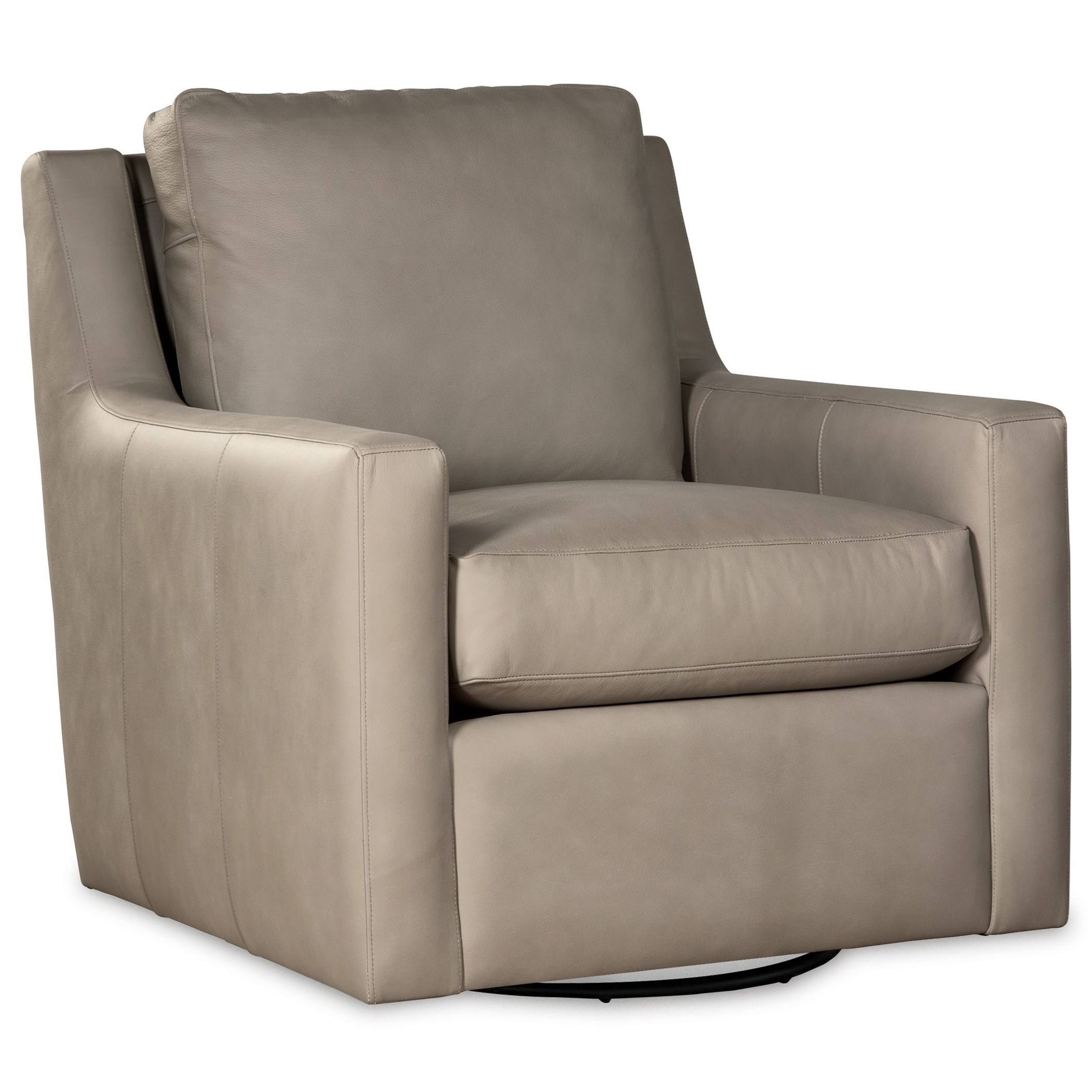 L072510 Swivel Glider Chair by Craftmaster at Baer's Furniture