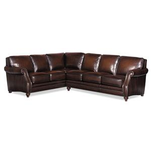 Craftmaster L121500 Two Piece Sectional Sofa