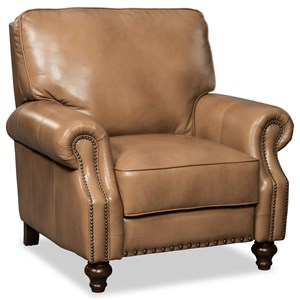 Craftmaster Traditional Leather Recliner