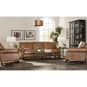 Craftmaster Traditional Living Room Group