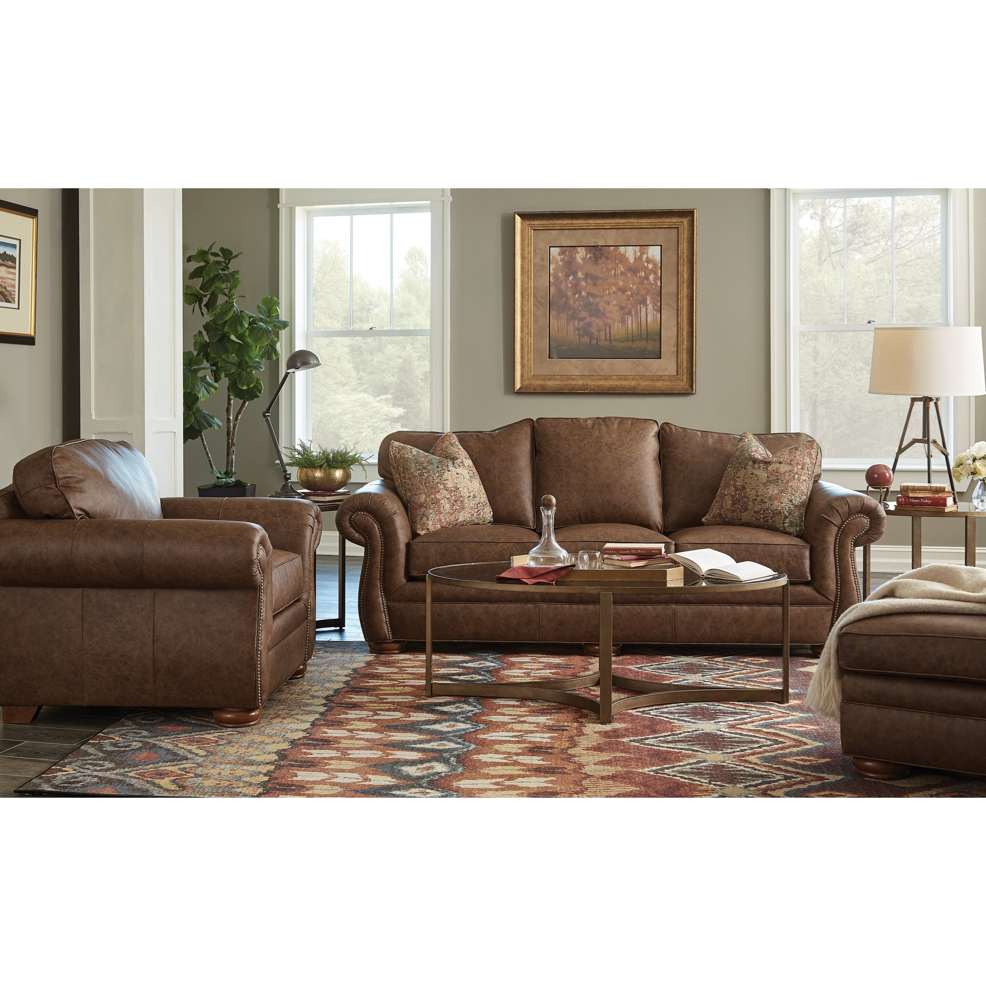 L268550 Living Room Group by Craftmaster at Baer's Furniture
