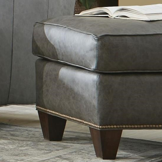 L738350 Ottoman by Craftmaster at Home Collections Furniture