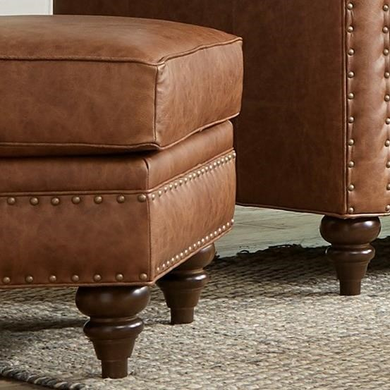 L743150 Ottoman by Craftmaster at Baer's Furniture