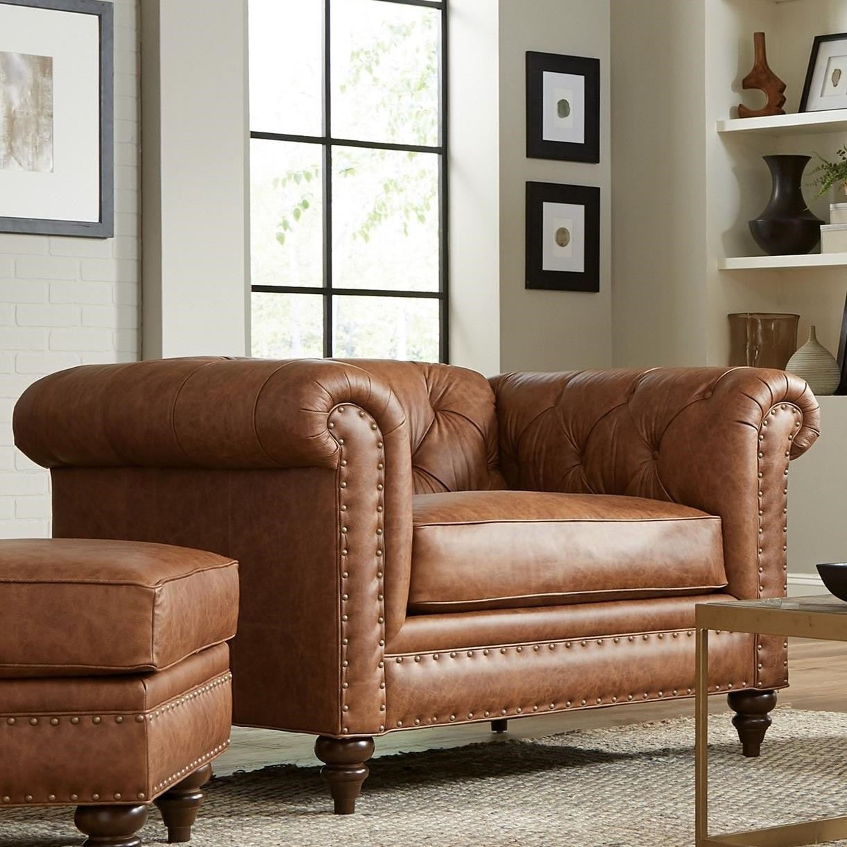 L743150 Chair and 1/2 by Craftmaster at Baer's Furniture