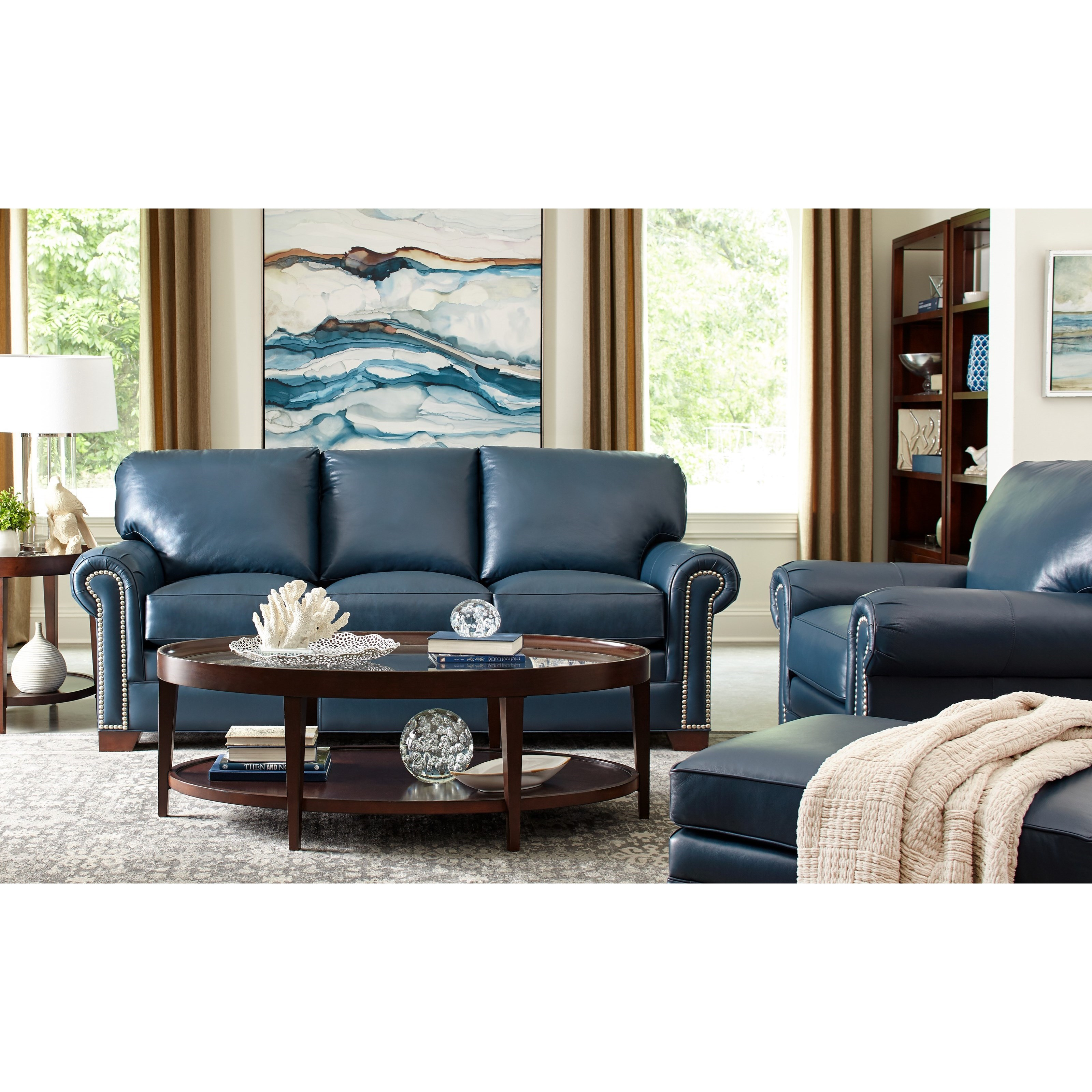 L756550 Living Room Group by Craftmaster at Esprit Decor Home Furnishings