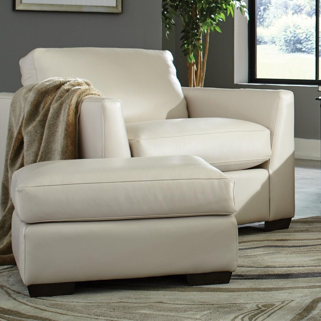 L783950 Chair & Ottoman Set by Craftmaster at Baer's Furniture