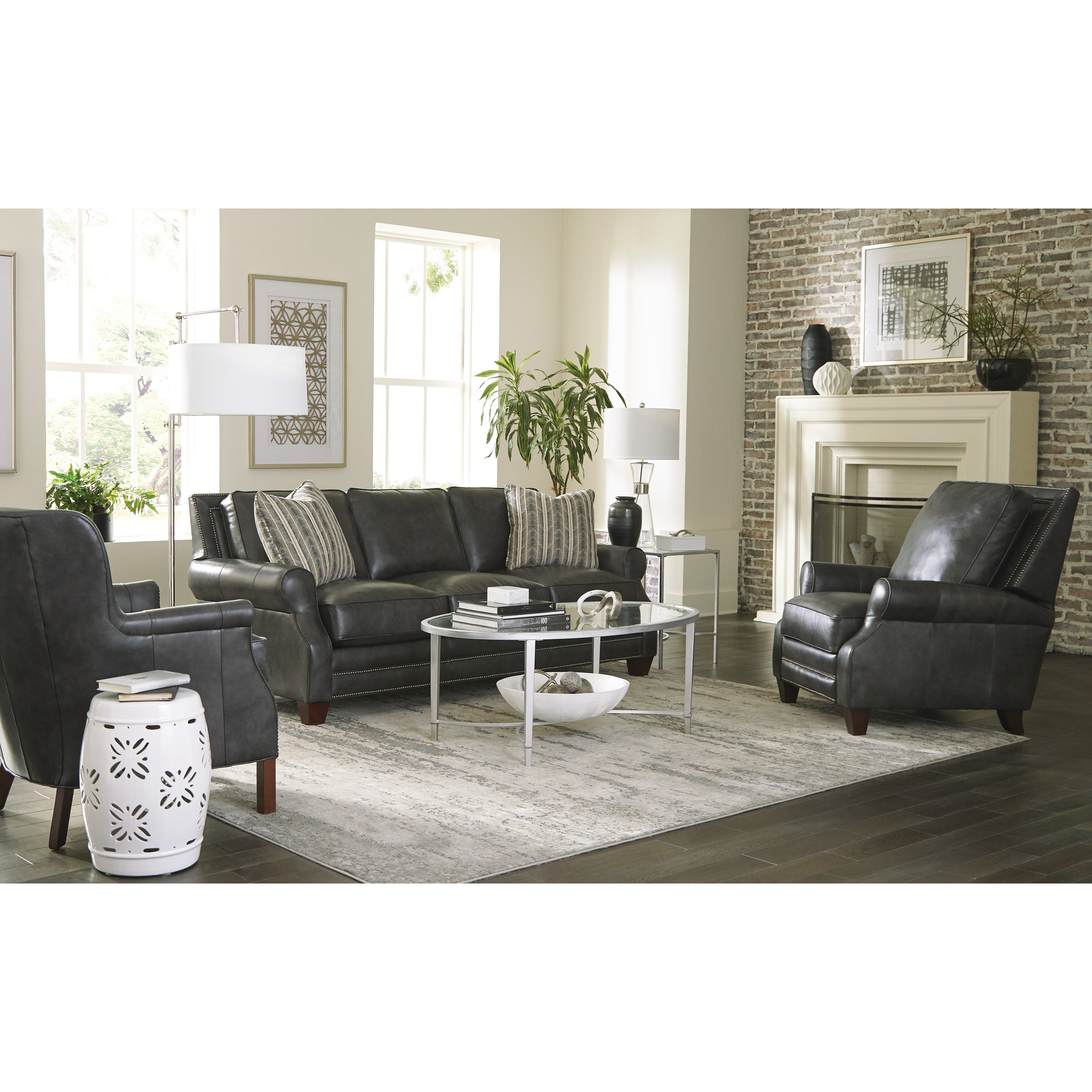 L793550BD Living Room Group by Craftmaster at Baer's Furniture