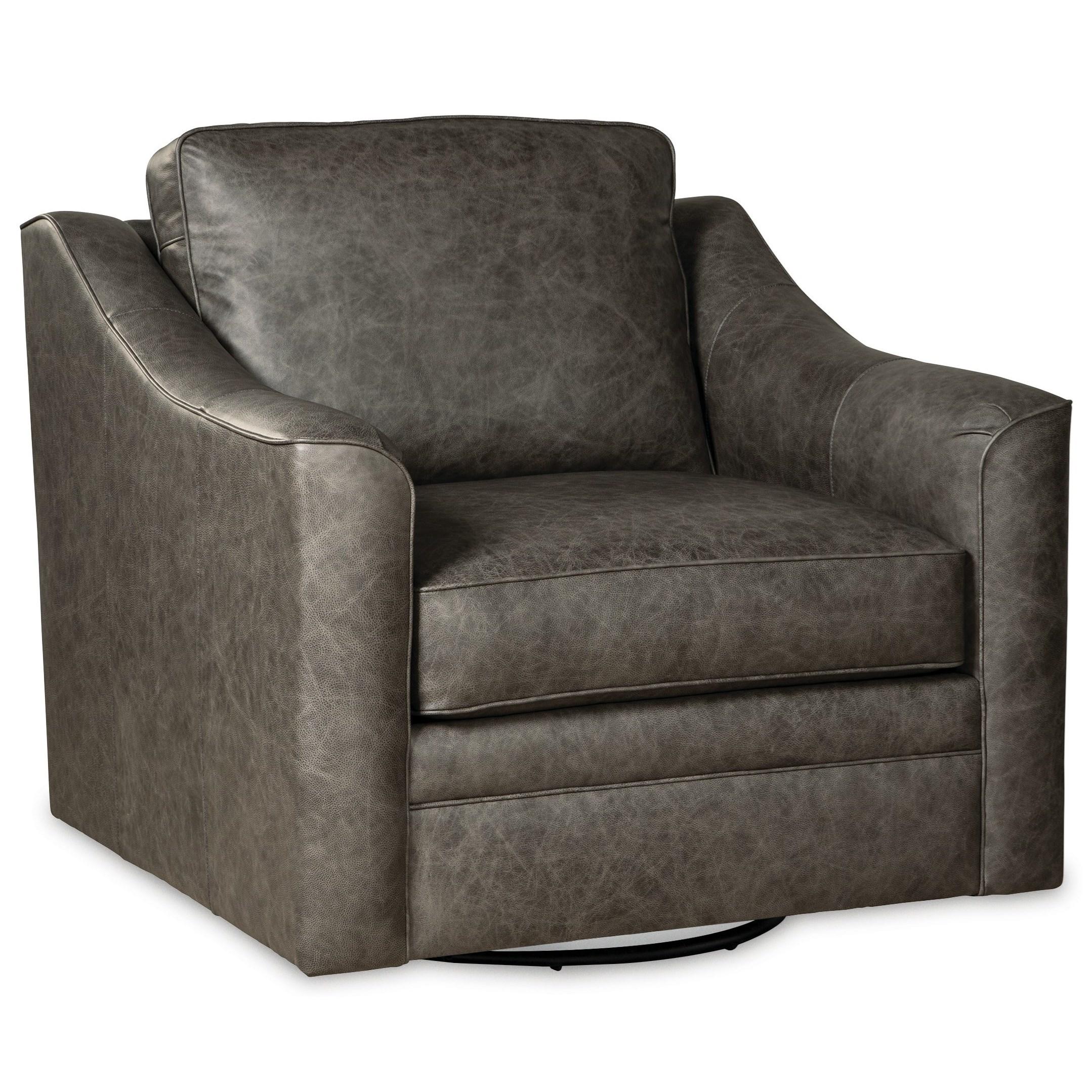 L9 Custom - Design Options Custom Swivel Chair by Craftmaster at Baer's Furniture