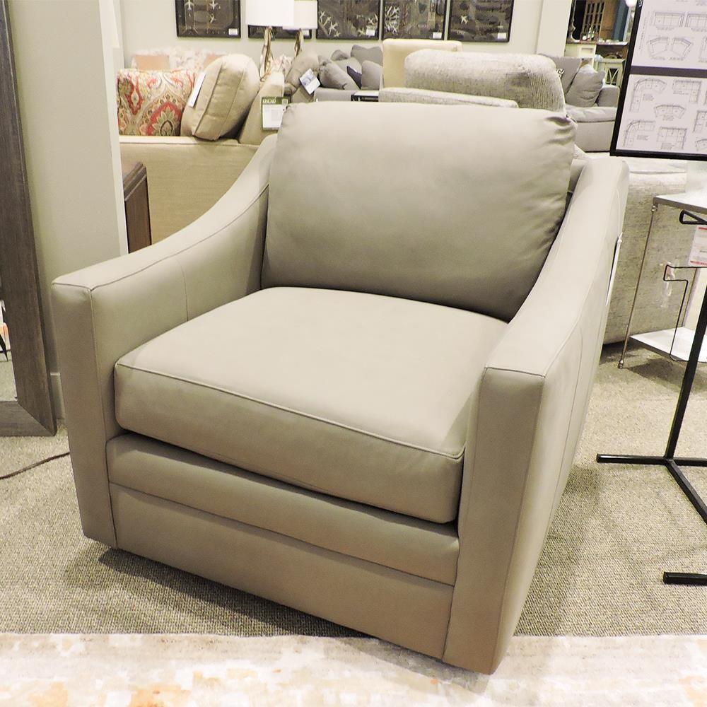 L9 Custom - Design Options Custom Swivel Chair by Craftmaster at Belfort Furniture