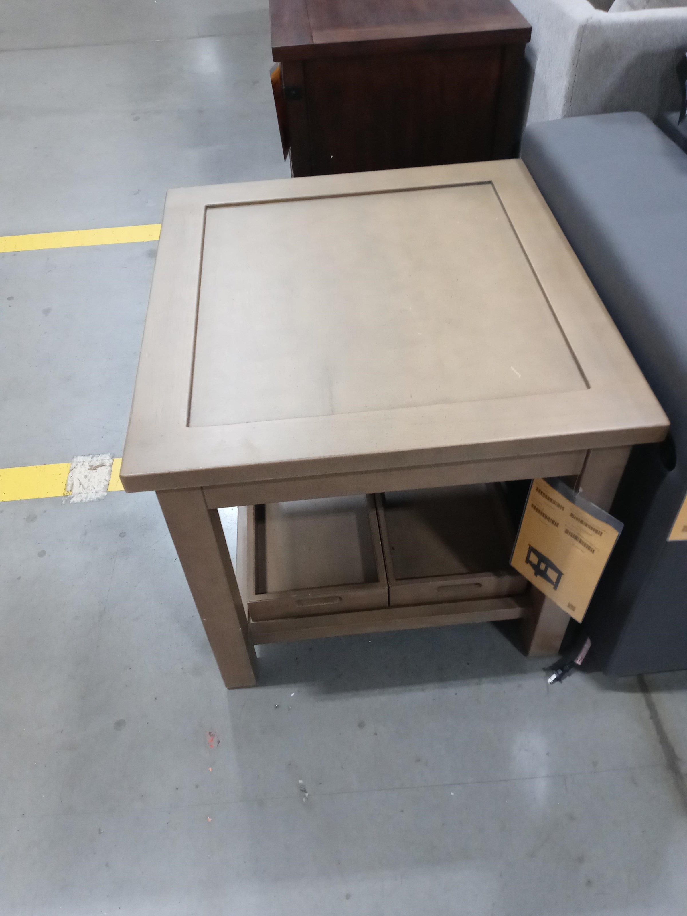 Last One Accent Table Last One End Table! by Craftmaster at Morris Home