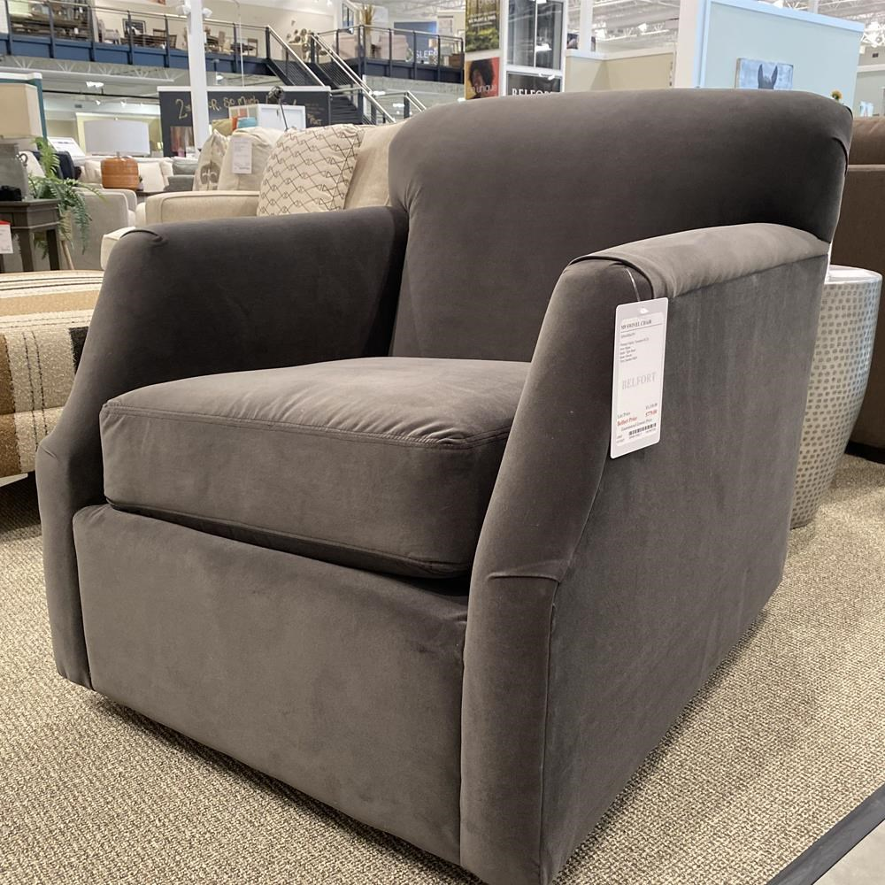 M9 Custom - Design Options Swivel Chair by Craftmaster at Belfort Furniture