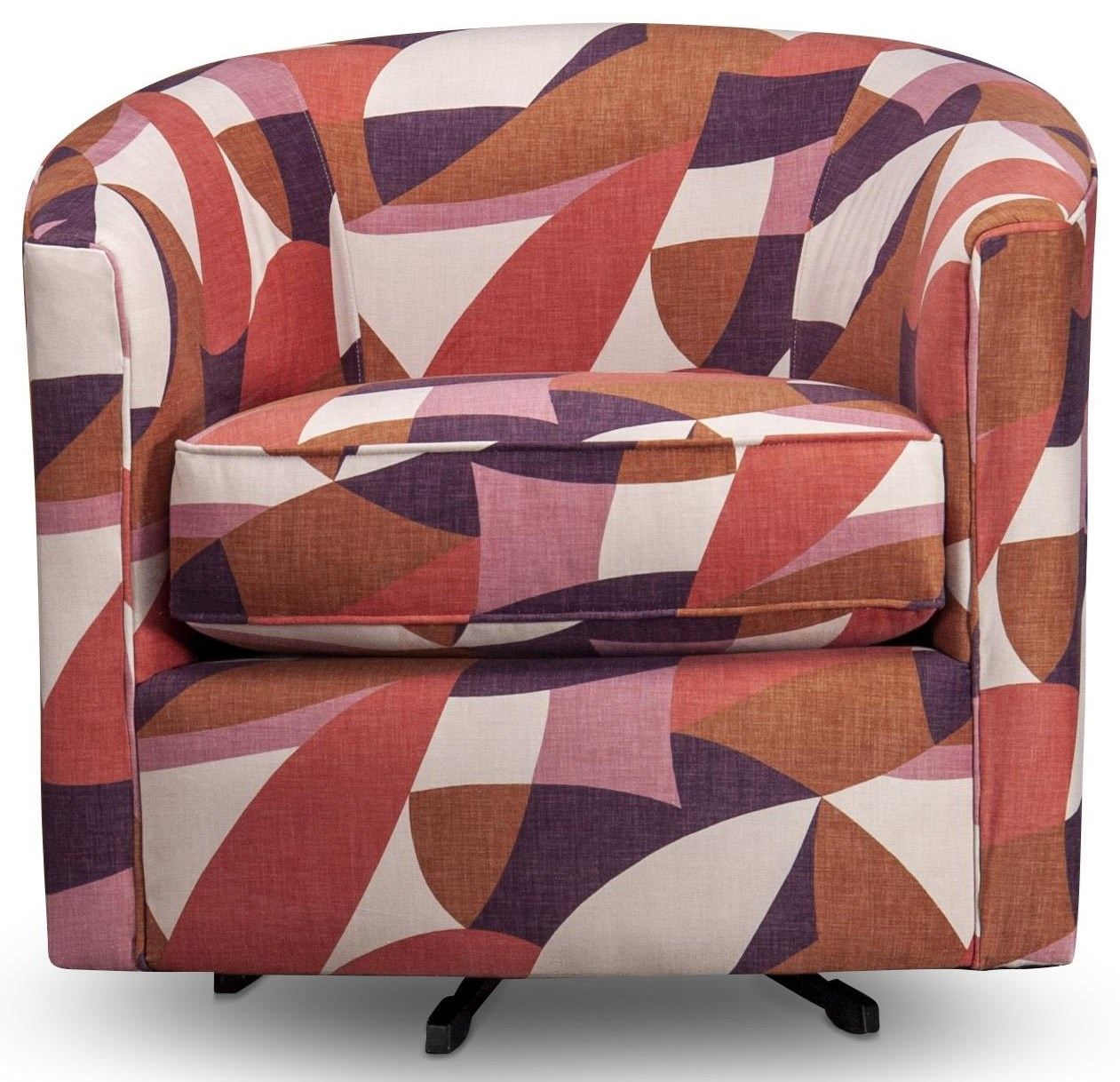 Petra Petra Swivel Chair by Craftmaster at Morris Home