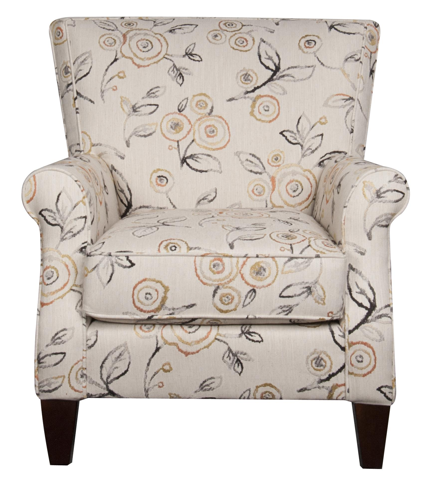 Sarah Sarah Accent Chair by Craftmaster at Morris Home