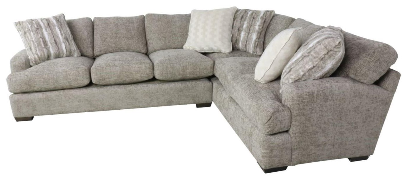 COZI LIFE Sectional by Cozi Life Upholstery at Sprintz Furniture
