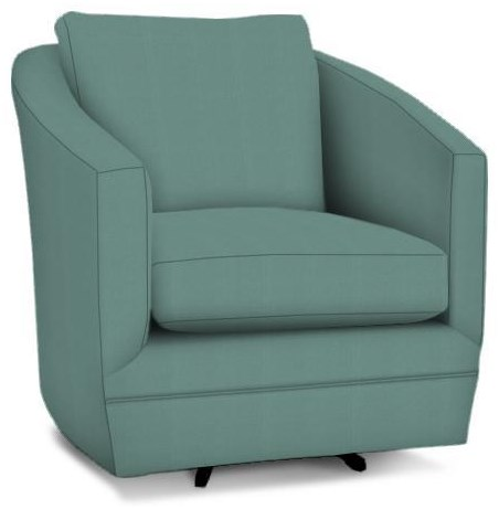 swivel chair 063710 by Hickorycraft at Johnny Janosik