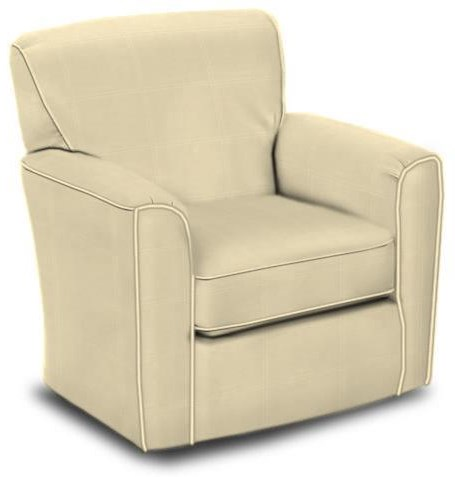 swivel chair 068710 by Hickorycraft at Johnny Janosik