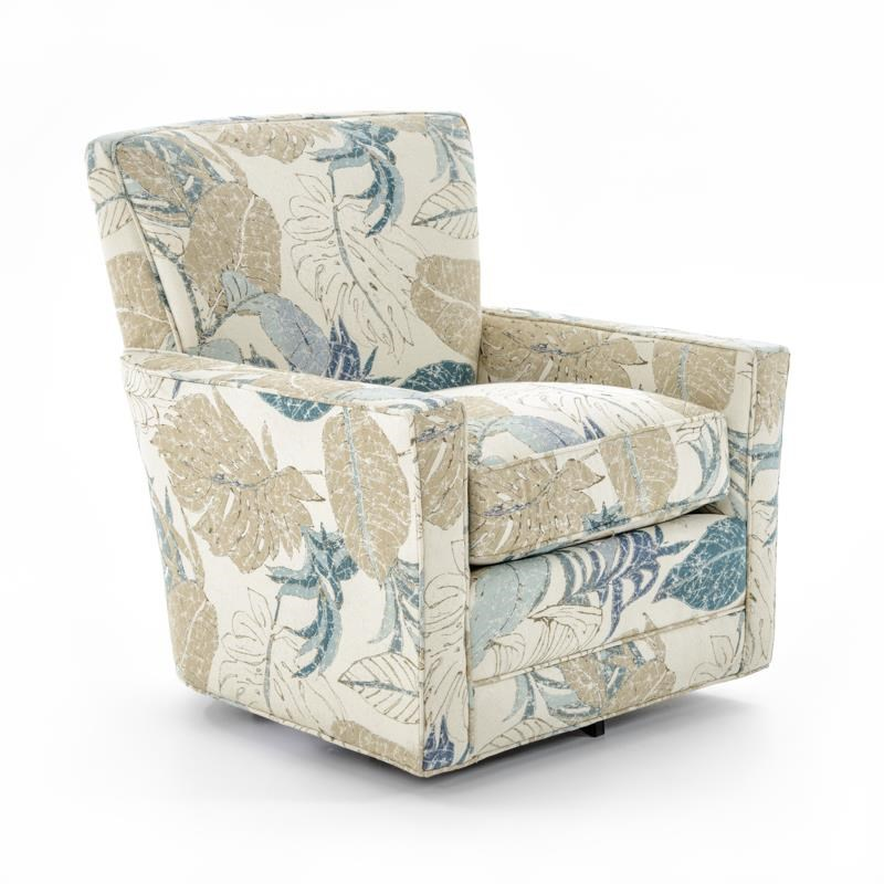 Swivel Chairs Swivel Chair by Craftmaster at Baer's Furniture