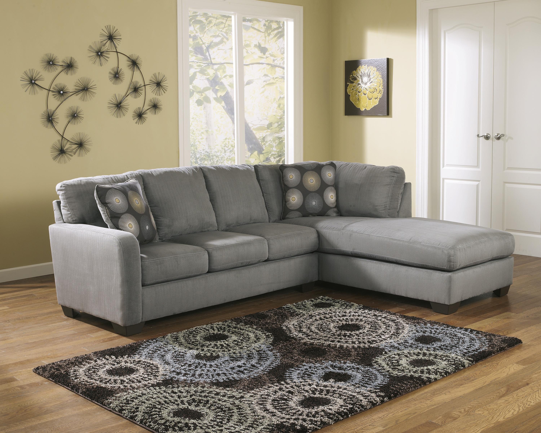 Zella Zella Sectional Sofa by Ashley at Morris Home