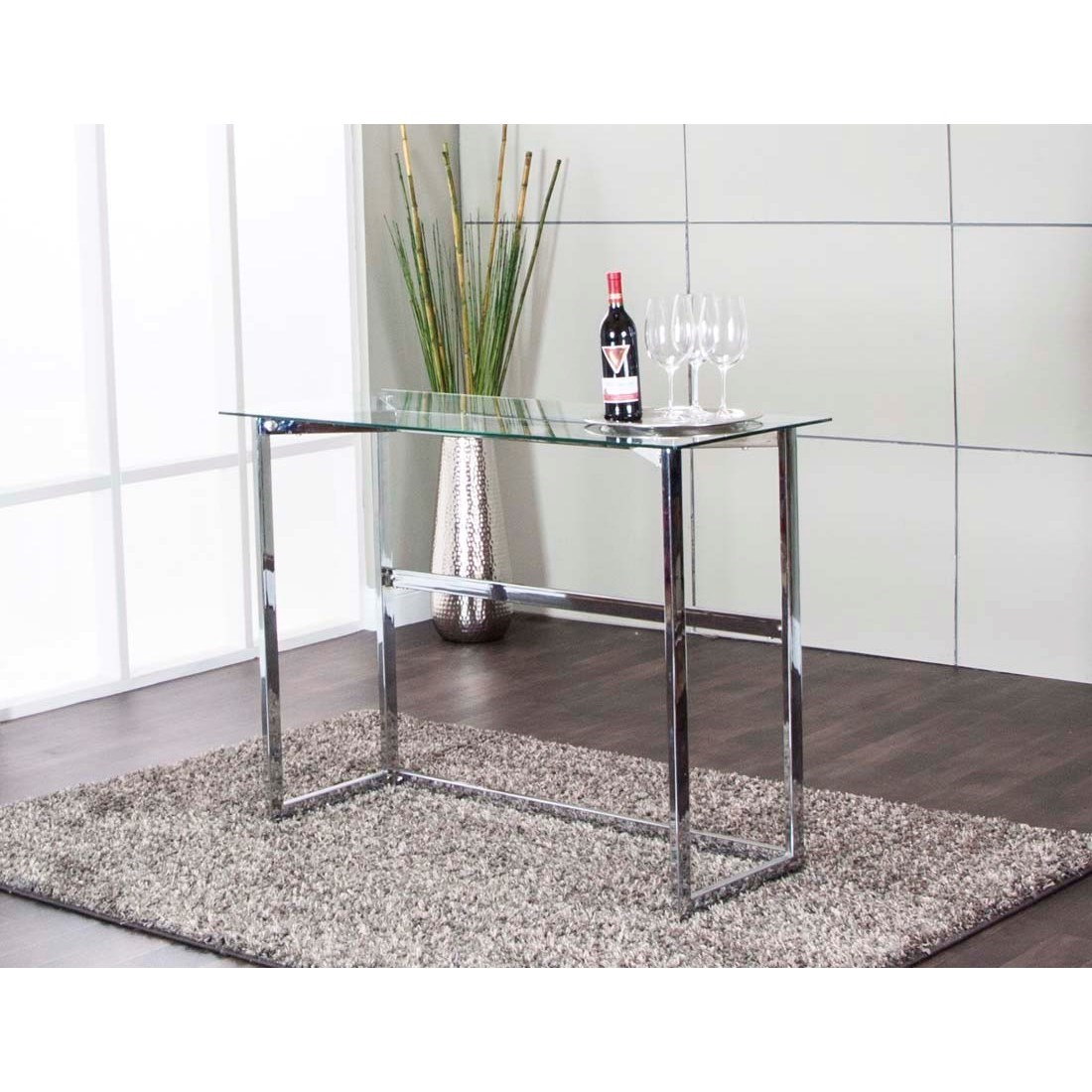 Abbott Counter Height Dining Table by Cramco, Inc at Lapeer Furniture & Mattress Center