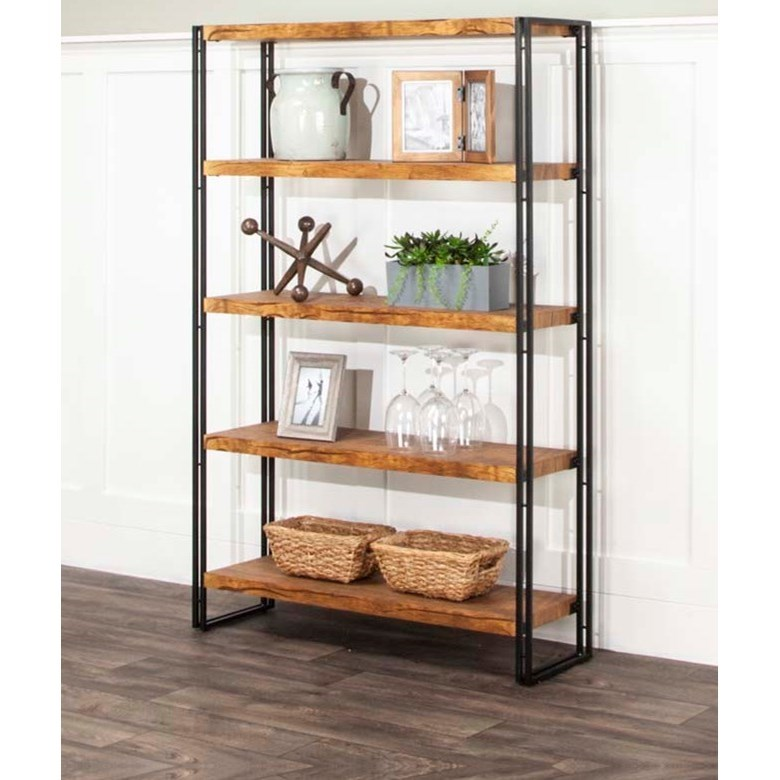 Adler Open Bookcase by Cramco, Inc at Value City Furniture