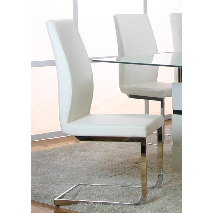 Altair Dining Side Chair by Cramco, Inc at Lapeer Furniture & Mattress Center