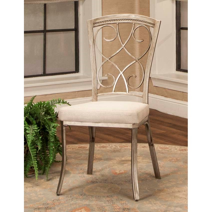 Asti Dining Side Chair 2-Pack by Cramco, Inc at Lapeer Furniture & Mattress Center