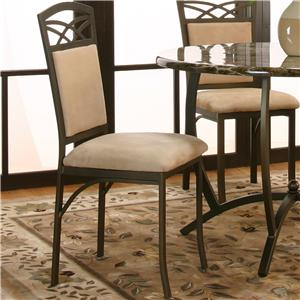 Dining Side Chair w/ Upholstery