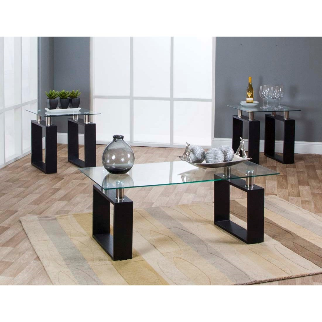 Occasional Table 3-Pack
