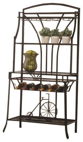cantor Cantor Bakers Rack at Morris Home