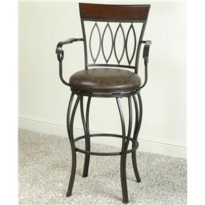 "30"" Bar Stool w/ Arms"