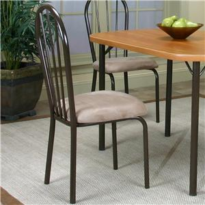 Cramco, Inc Cramco Dinettes - Heath Side Chair