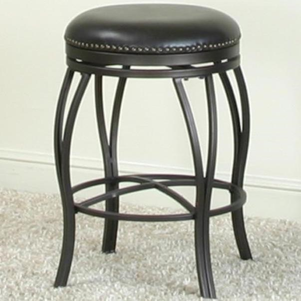 Monza Swivel Counter Stool by Cramco, Inc at Lapeer Furniture & Mattress Center