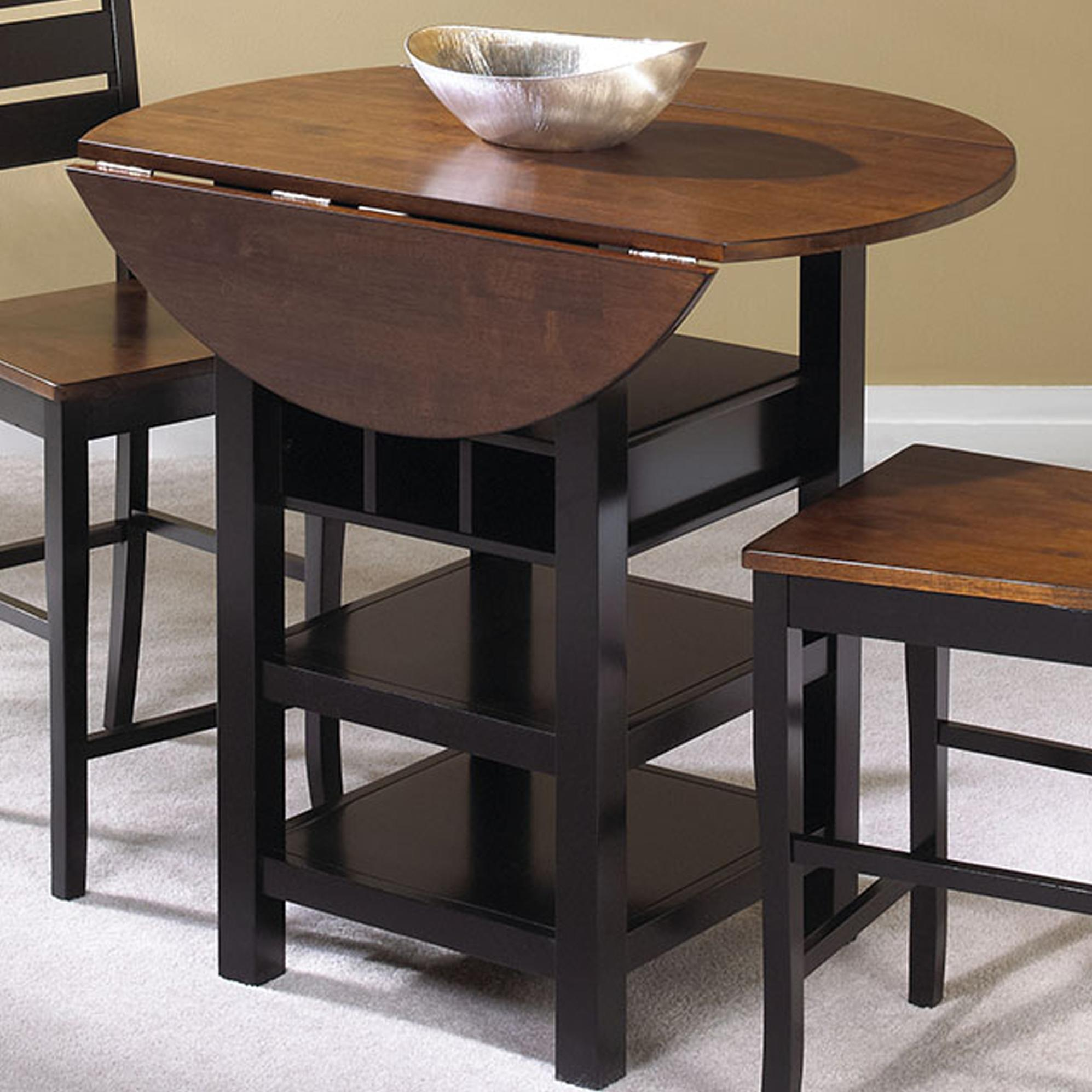 Quincy Drop Leaf Counter Height Table by Cramco, Inc at Value City Furniture