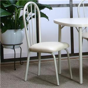Side Chair w/ Spindles