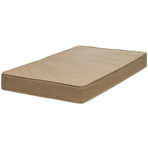 HealthCare Mattress Twin Vinyl Mattress Set by Crate Designs at Jordan's Home Furnishings