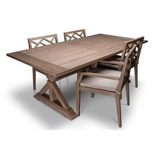 Myrtle Outdoor Dining Table