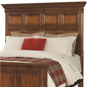 Cresent Fine Furniture Cresent Classics - Casual Living Queen Panel Headboard