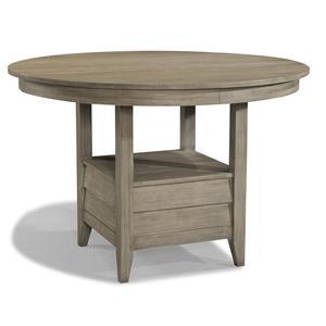 Cresent Fine Furniture Corliss Landing Gathering Table