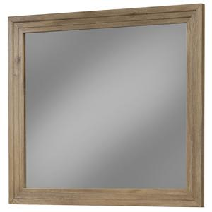 Cresent Fine Furniture Hampton Mirror