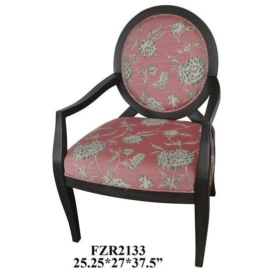 Accent Furniture Isabella Accent Chair by Crestview Collection at Rife's Home Furniture
