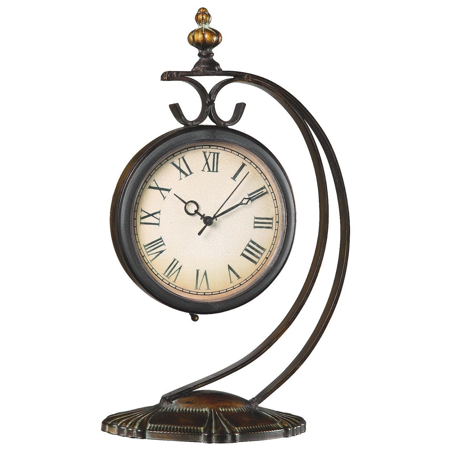 Clocks Dexter Clock by Crestview Collection at Rife's Home Furniture