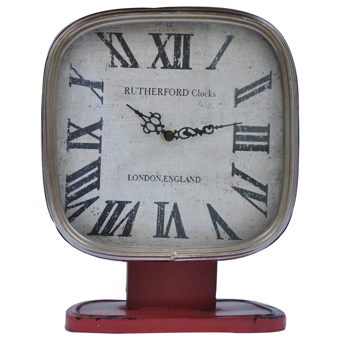 Clocks Short of Time Clock by Crestview Collection at Rife's Home Furniture