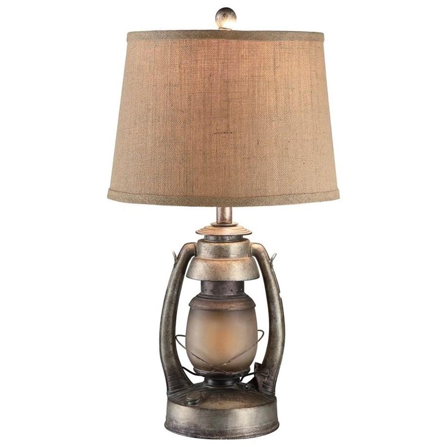 Lighting Oil Lantern Table Lamp at Walker's Furniture