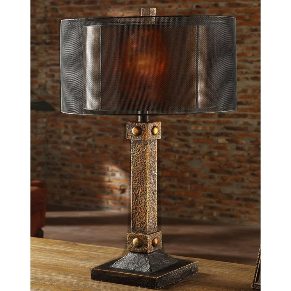 Lighting Montana Table Lamp by Crestview Collection at Rife's Home Furniture