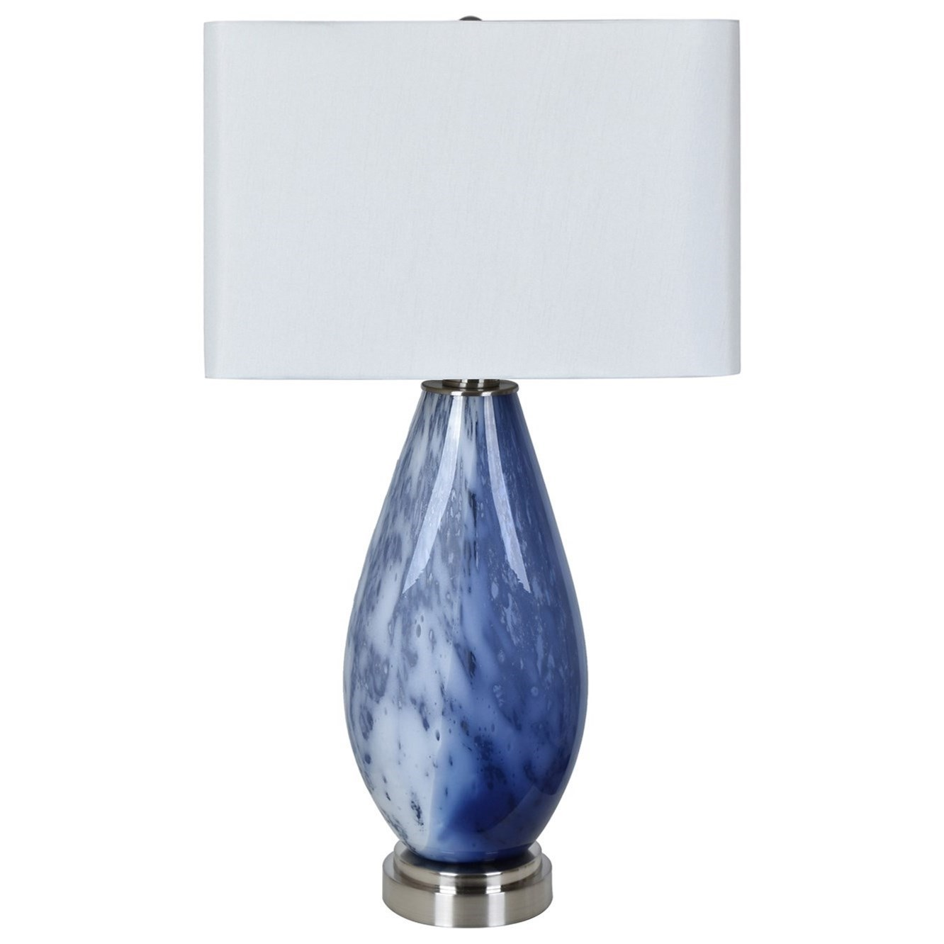 Lighting Emma Table Lamp by Crestview Collection at Rife's Home Furniture