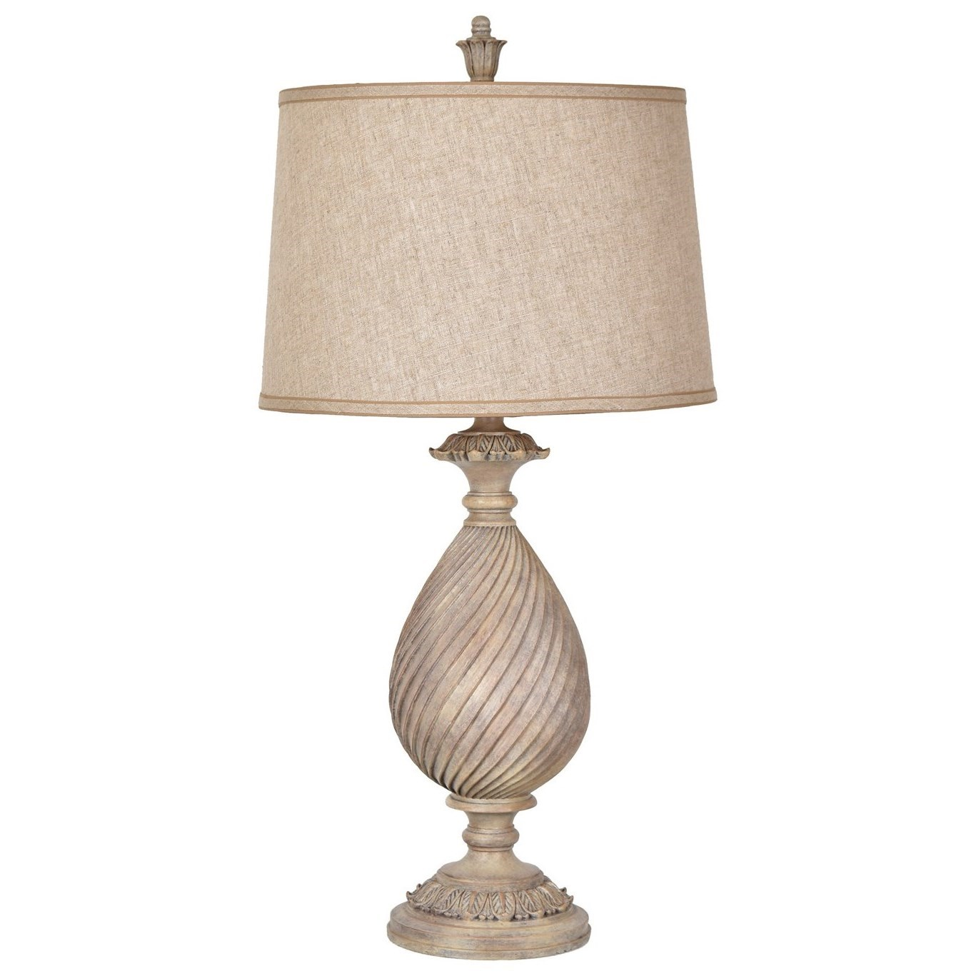 Lighting Sutton Table Lamp by Crestview Collection at Rife's Home Furniture