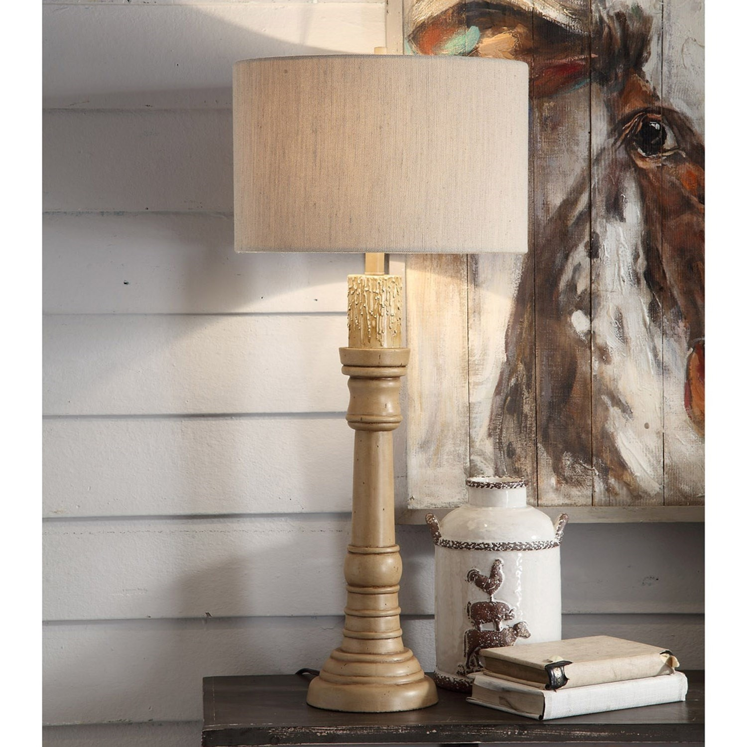 Lighting Clarie Table Lamp by Crestview Collection at Rife's Home Furniture