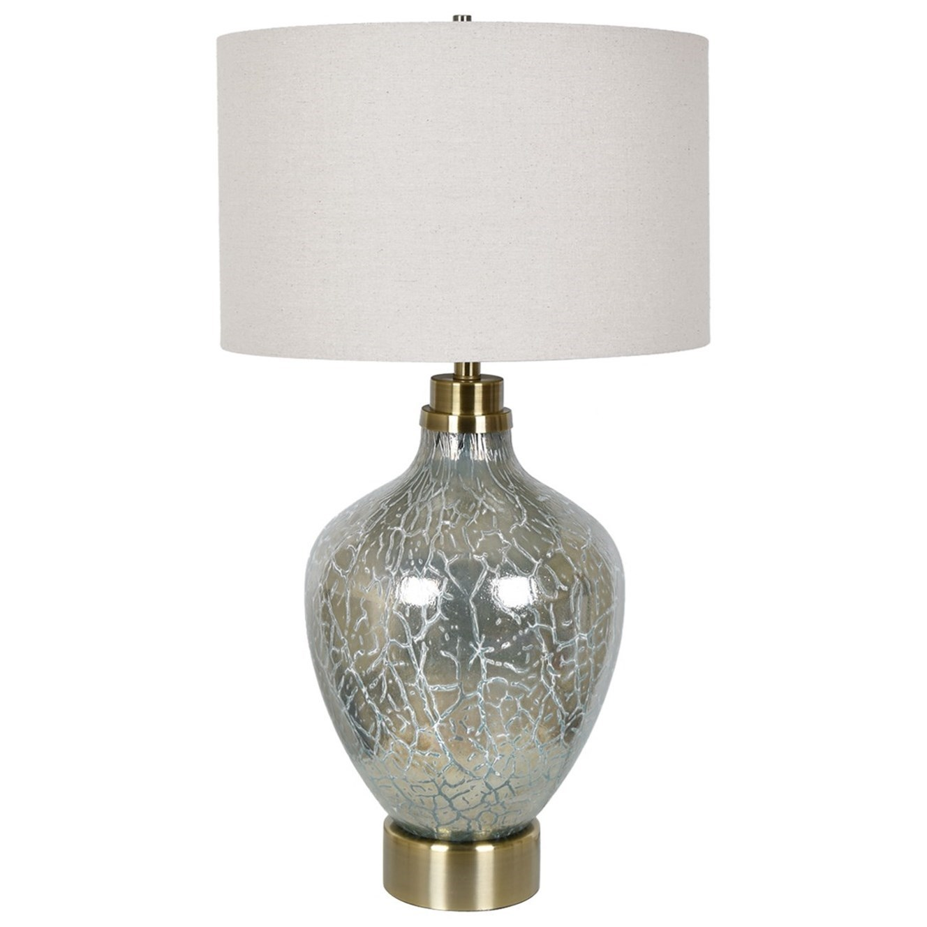 Lighting Celest Table Lamp by Crestview Collection at Rife's Home Furniture